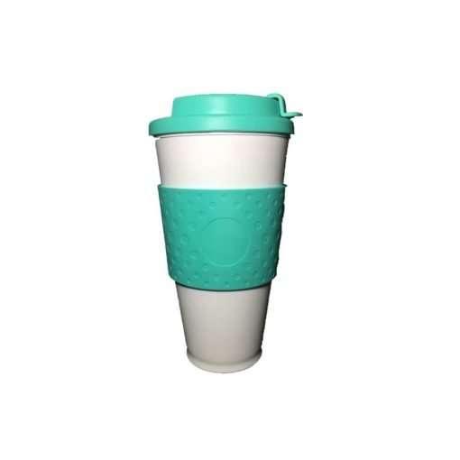 Vaso Plástico con Banda
