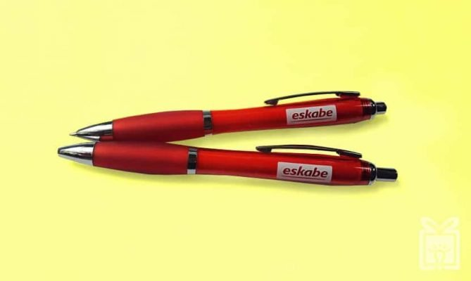 Bolígrafos Eskabe